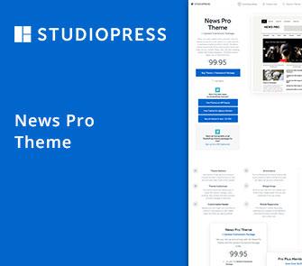 newspro theme