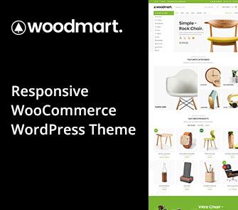 woodmart wordpress theme