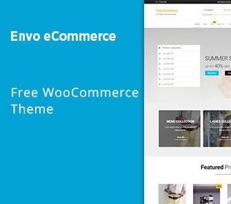 envo ecommerce wordpress theme