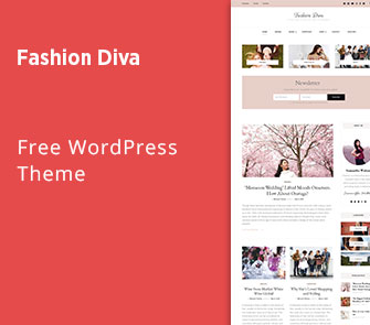 fashion diva wordpress theme