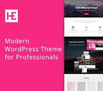 heista wordpress theme