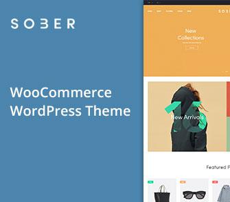 sober wordpress theme