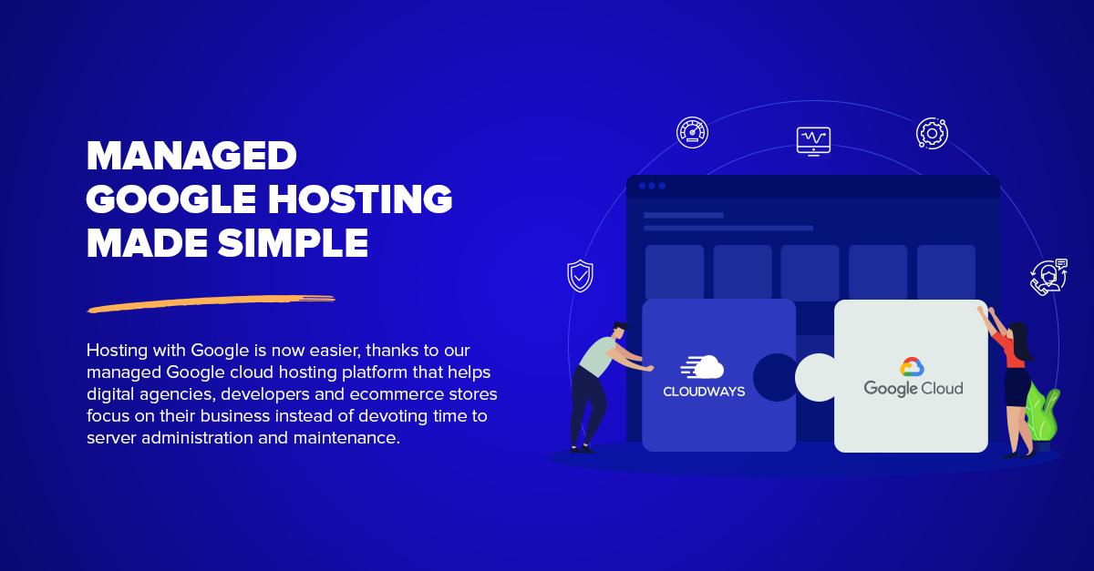 Google Hosting And Managed Gce Cloud Platform Made Easy