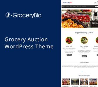 grocerybid wordpress theme