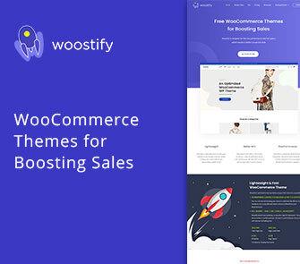 woostify woocommerce theme