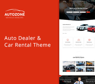 autozone wordpress theme