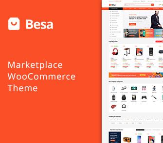 besa wordpress theme