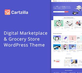 cartzilla wordpress theme