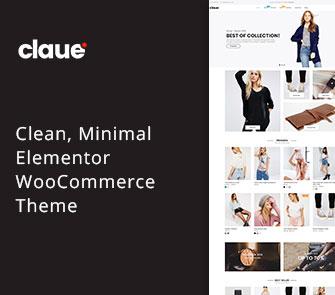 claue wordpress theme