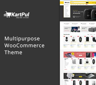 kartpul wordpress theme