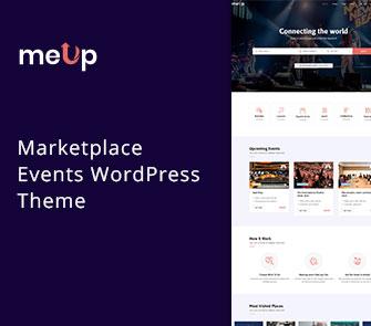 meup wordpress theme