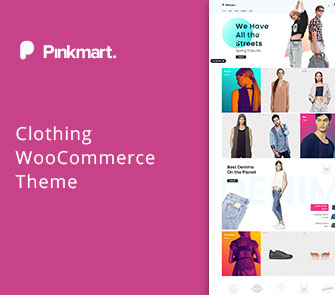 pinkmart wordpress theme