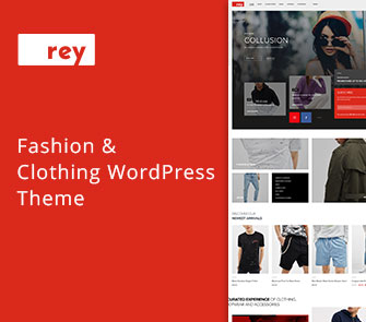 rey wordpress theme