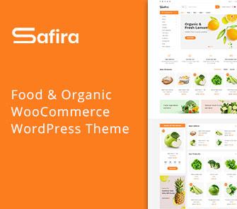 safira wordpress theme