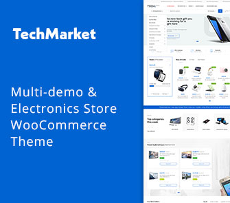 techmarket wordpress theme