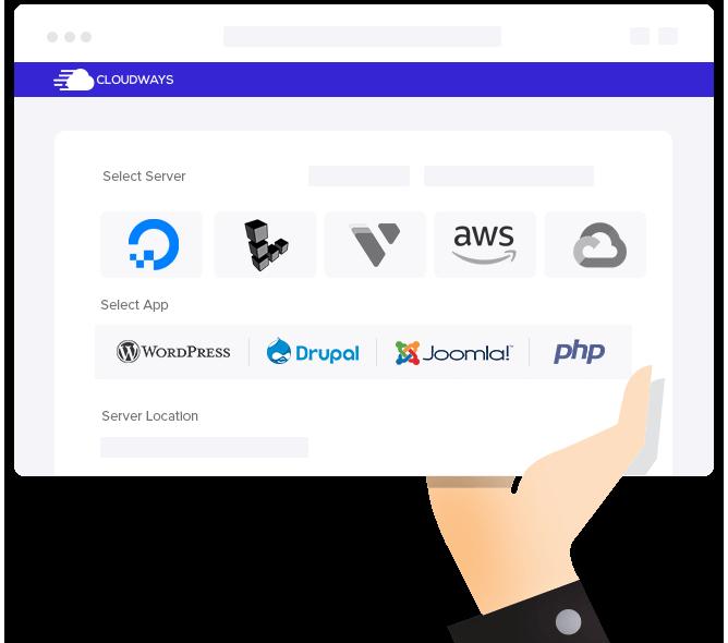 saas cloud hosting providers